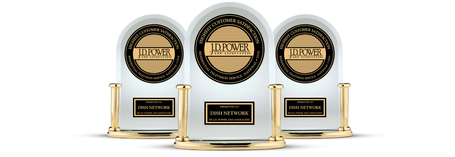 DISH Customer Satisfaction - Ranked #1 by JD Power - FIOSLINK in VANCOUVER, Washington - DISH Authorized Retailer